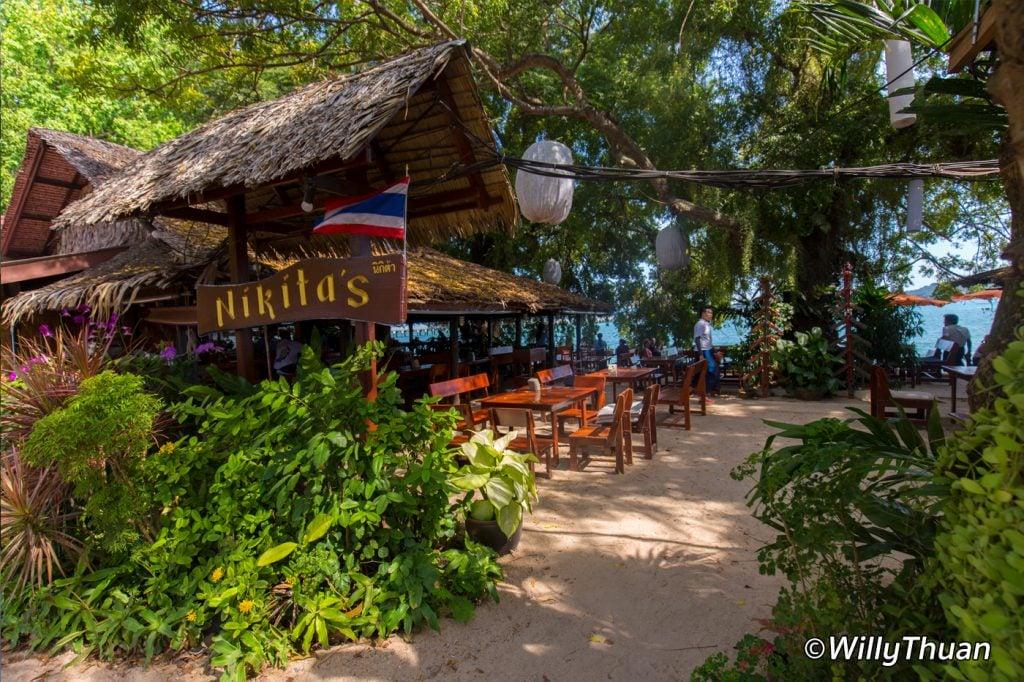 Nikita's Beach Phuket