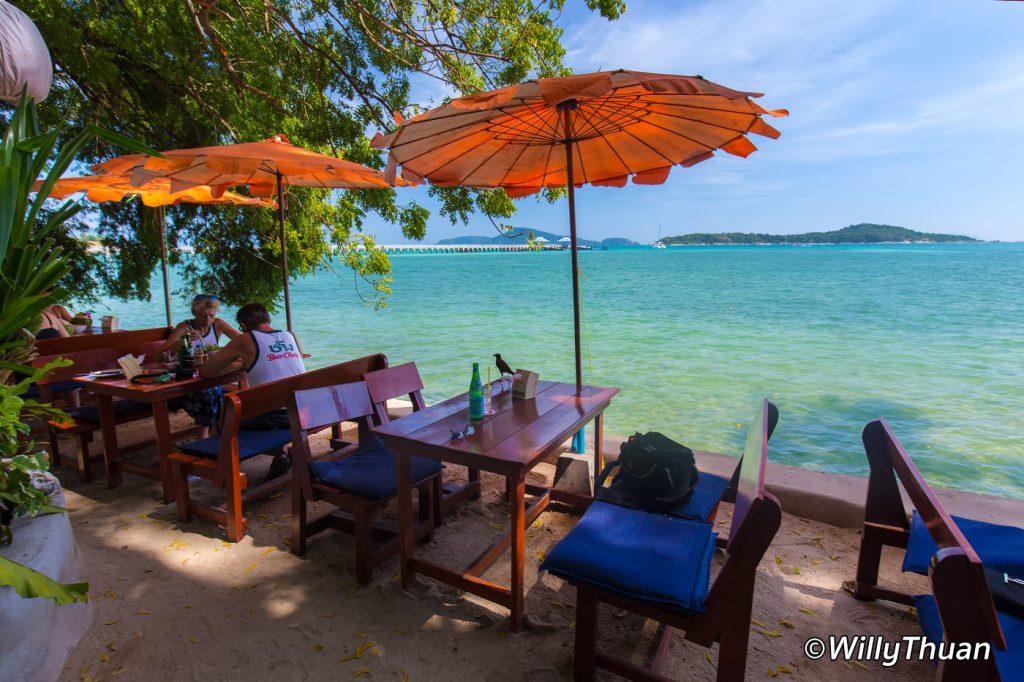 Nikita's Beach Restaurant Phuket