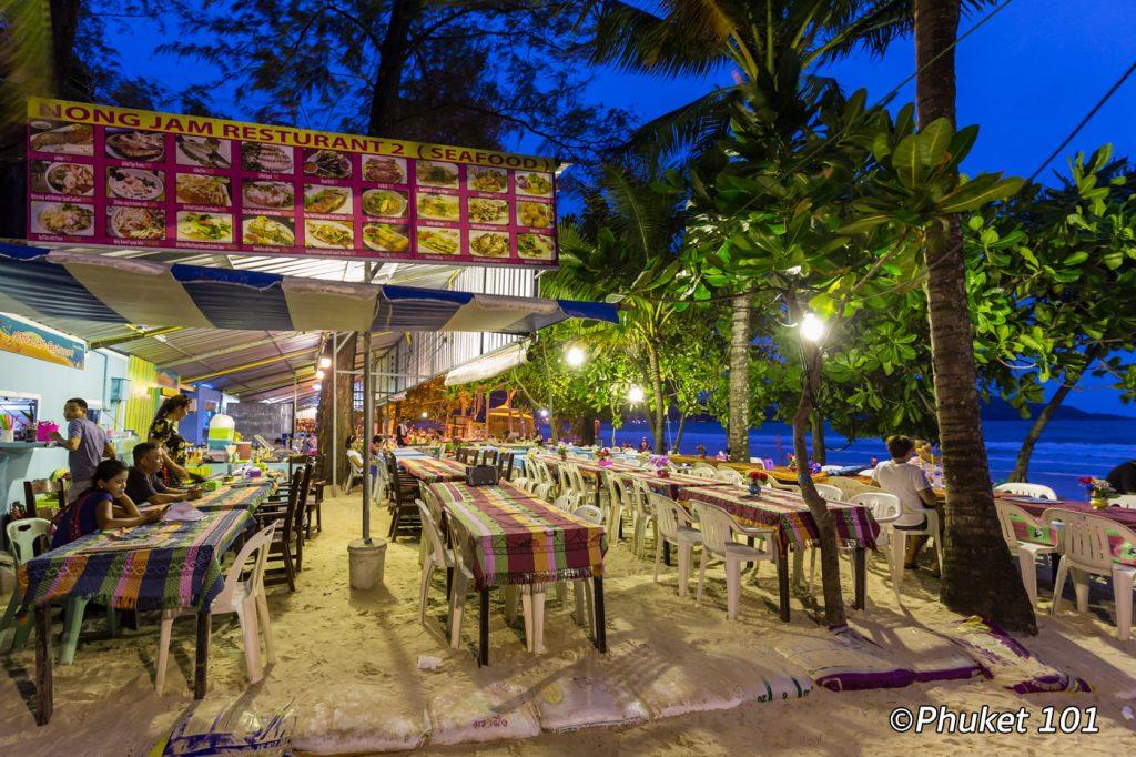 Non Jam Restaurant Patong