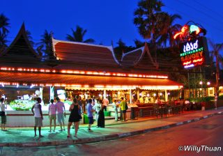 Savoey Seafood Patong beach