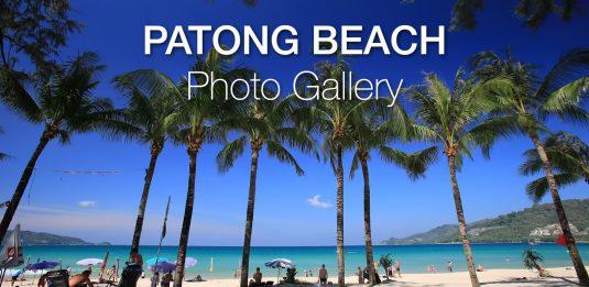 Patong Beach Photos