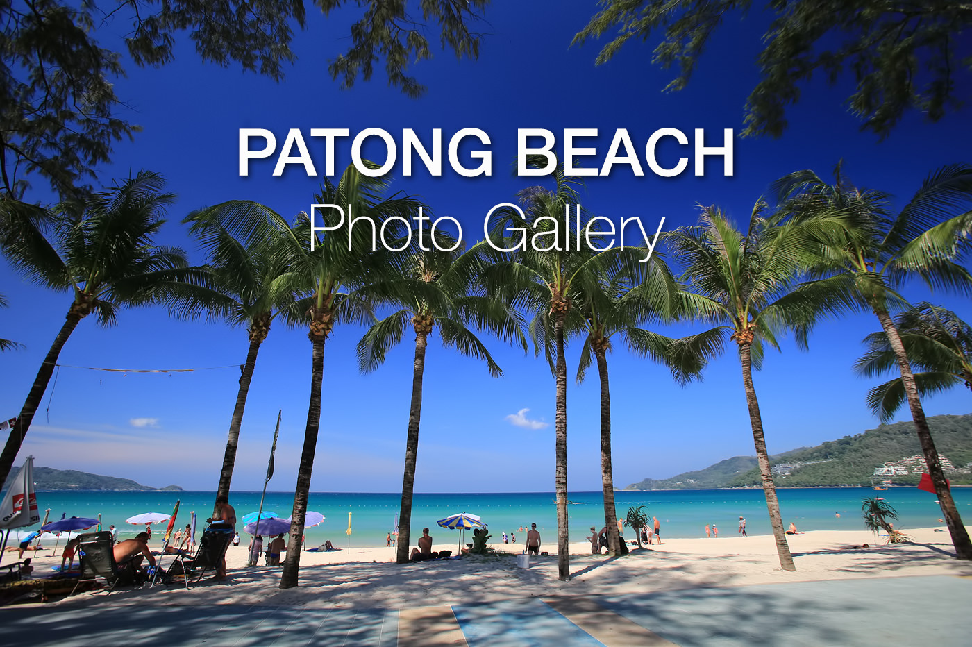 Patong Beach Photos