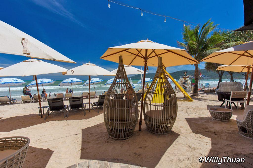 Kudo Beach Club in Patong Beach
