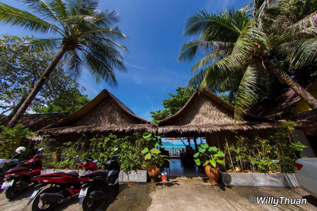 Rawai View Cafe in Rawai beach, south Phuket