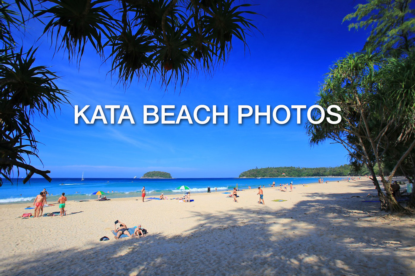 Photos of Kata Beach- Kata Beach Photo Gallery