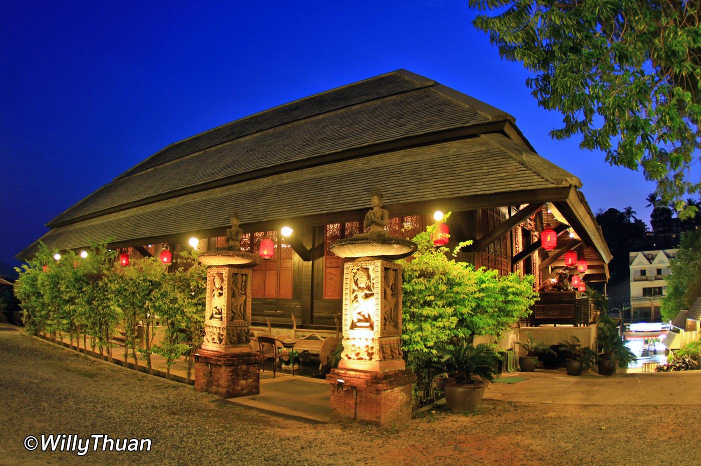 Kampong Restaurant Kata Beach