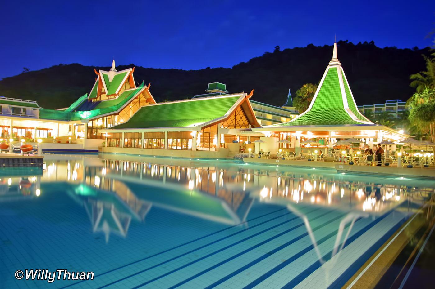 Le Meridien Resort Phuket