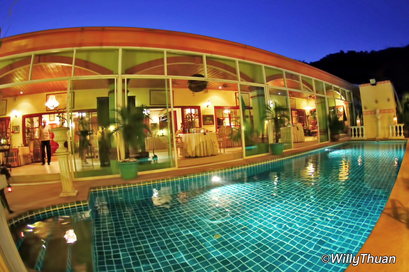 Royale Nam Tok Phuket – French Restaurant in Kathu