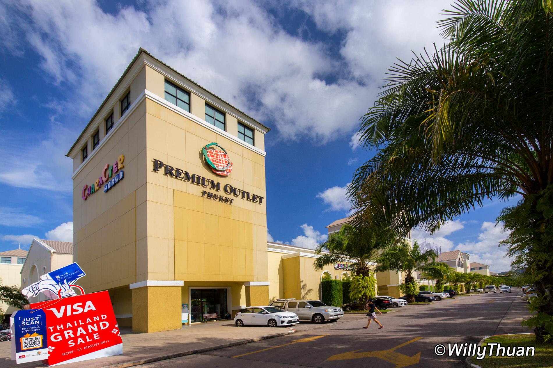 Premium Outlet Phuket