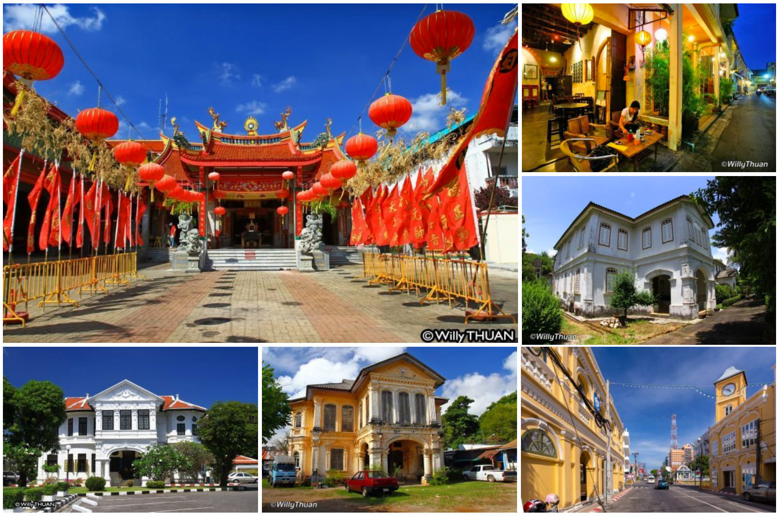 Photos of Phuket Town