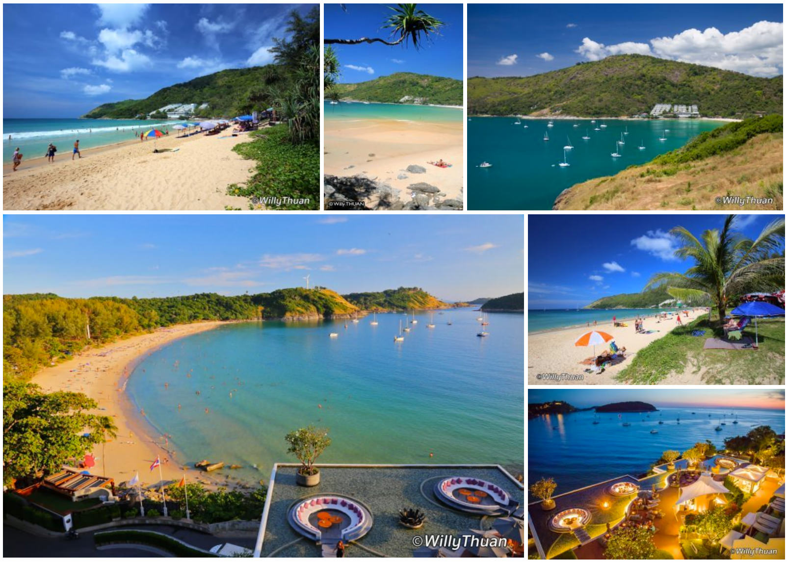 Photos of Nai Harn Beach