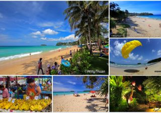Photos of Kata Beach