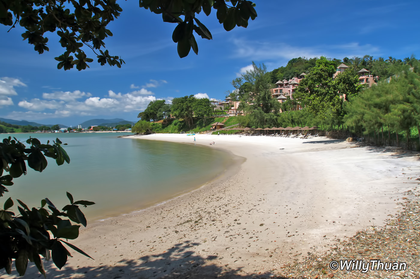 Westin Sirey Bay Resort on Koh Sirey