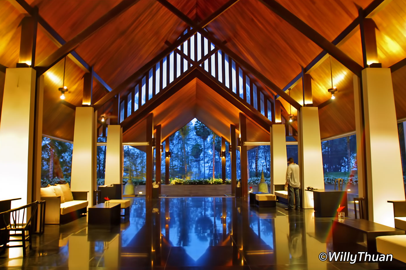 Twinpalms Phuket Resort Lobby
