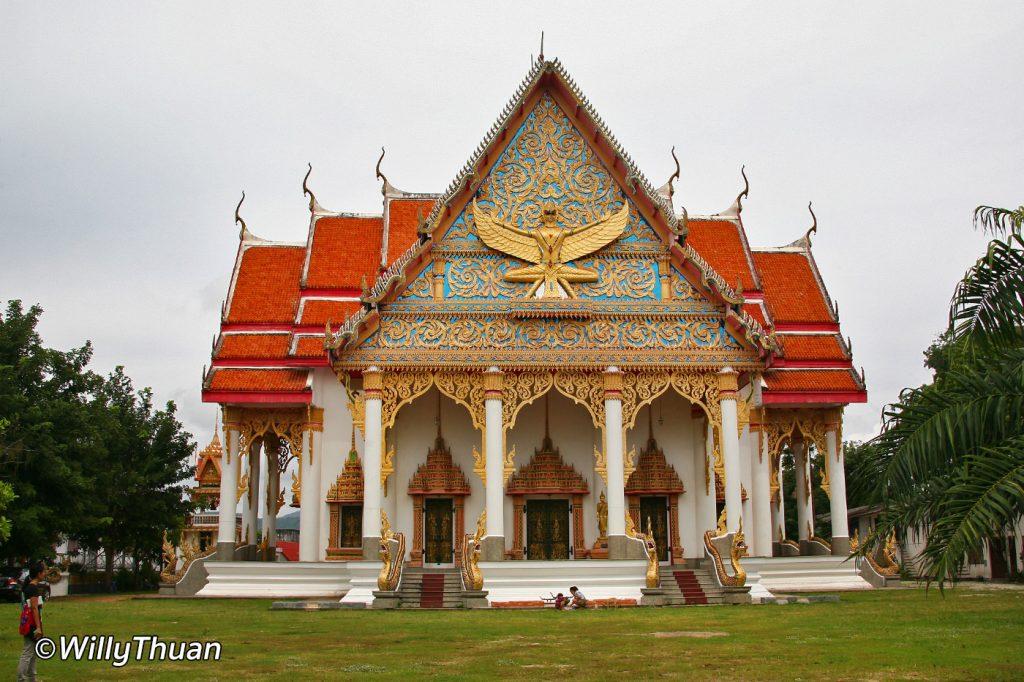 Wat Wichit Sangkaram