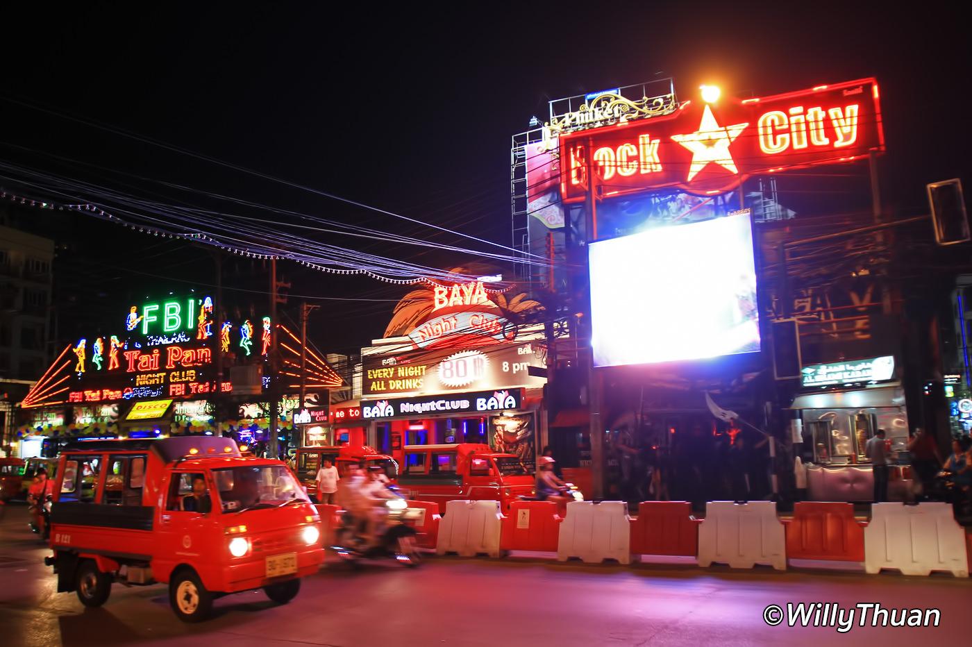 Rock City Phuket