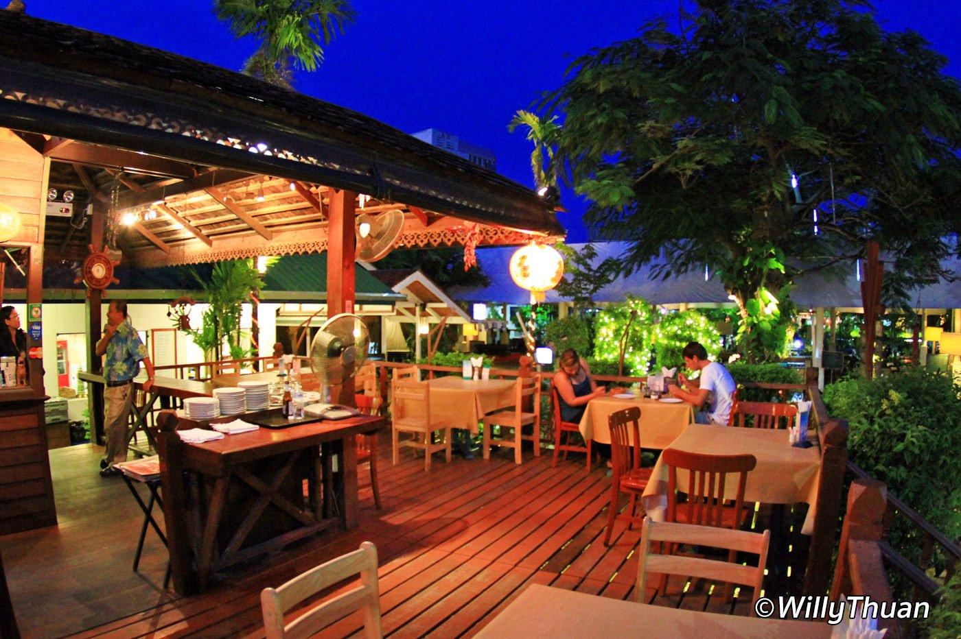 Lemongrass Thai Cuisine Restaurant in Phuket Town