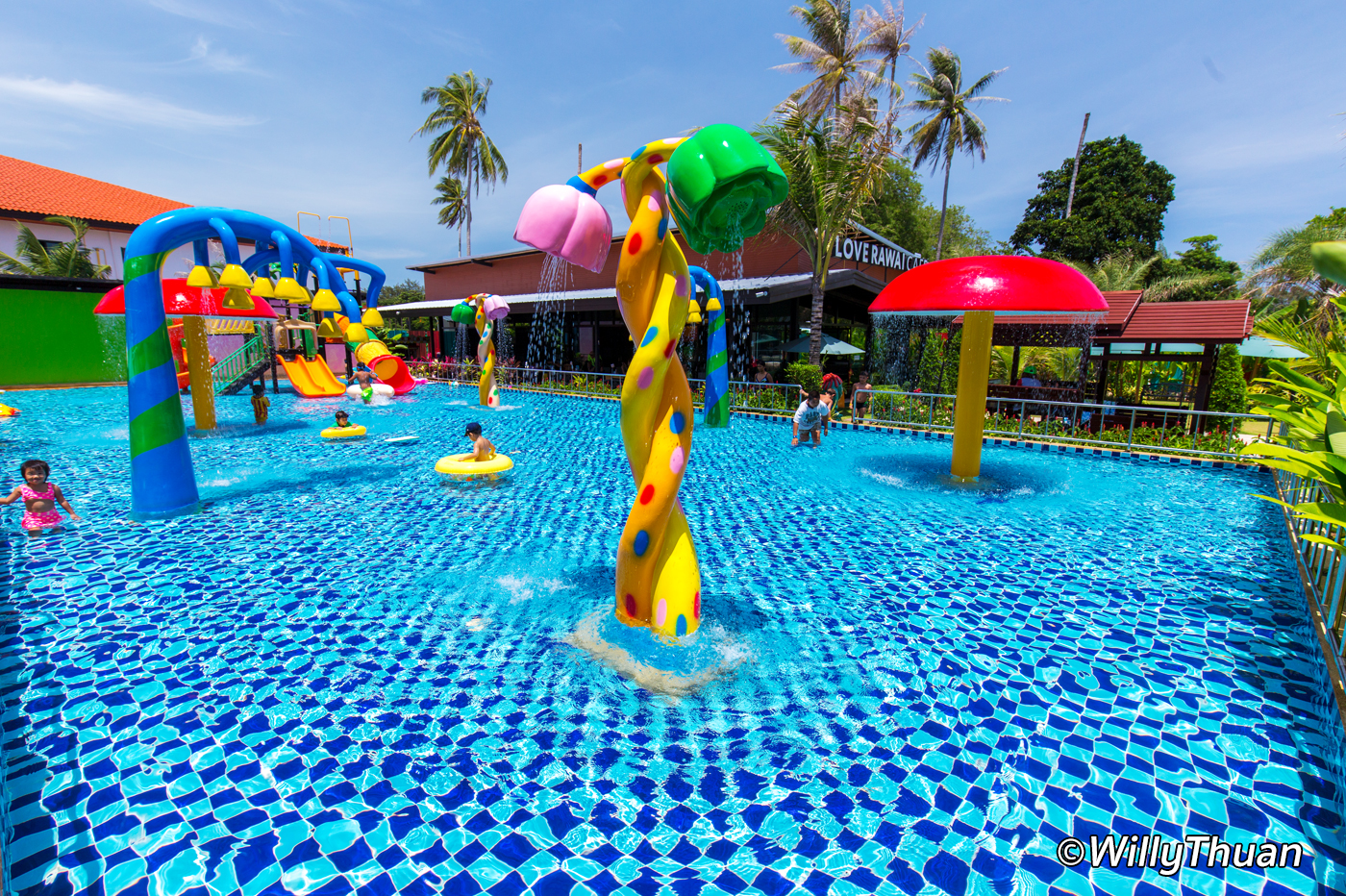 Rawai Park Phuket Kids Club