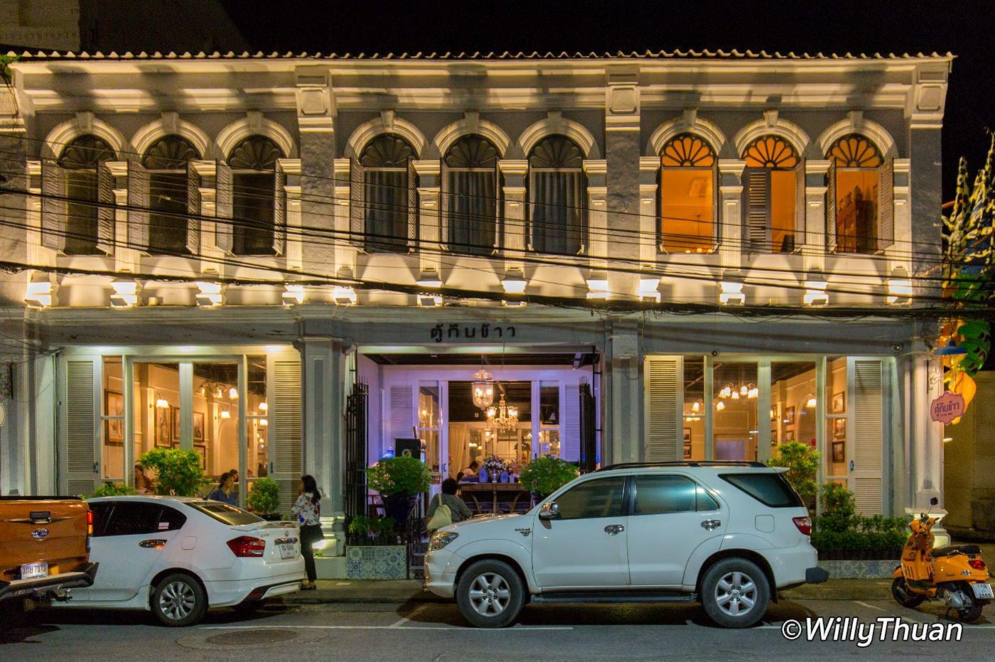 Tu Kab Khao Restaurant in Phuket Town