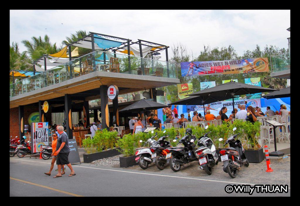 Surf House Phuket in Kata Beach