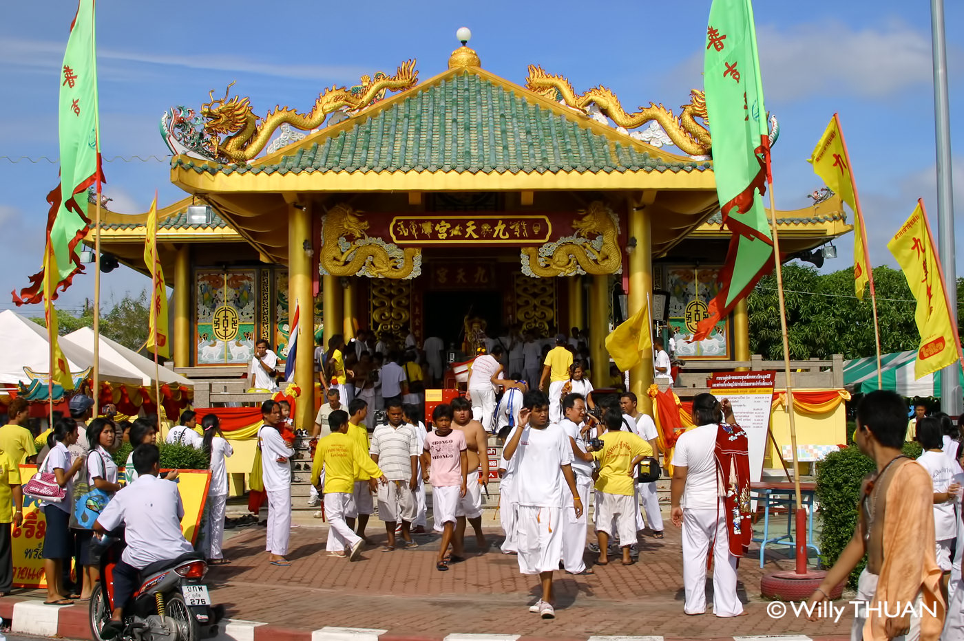 Saphan Hin Shrine