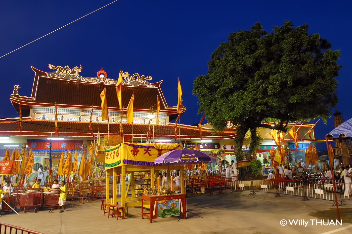 Bang Niao Shrine