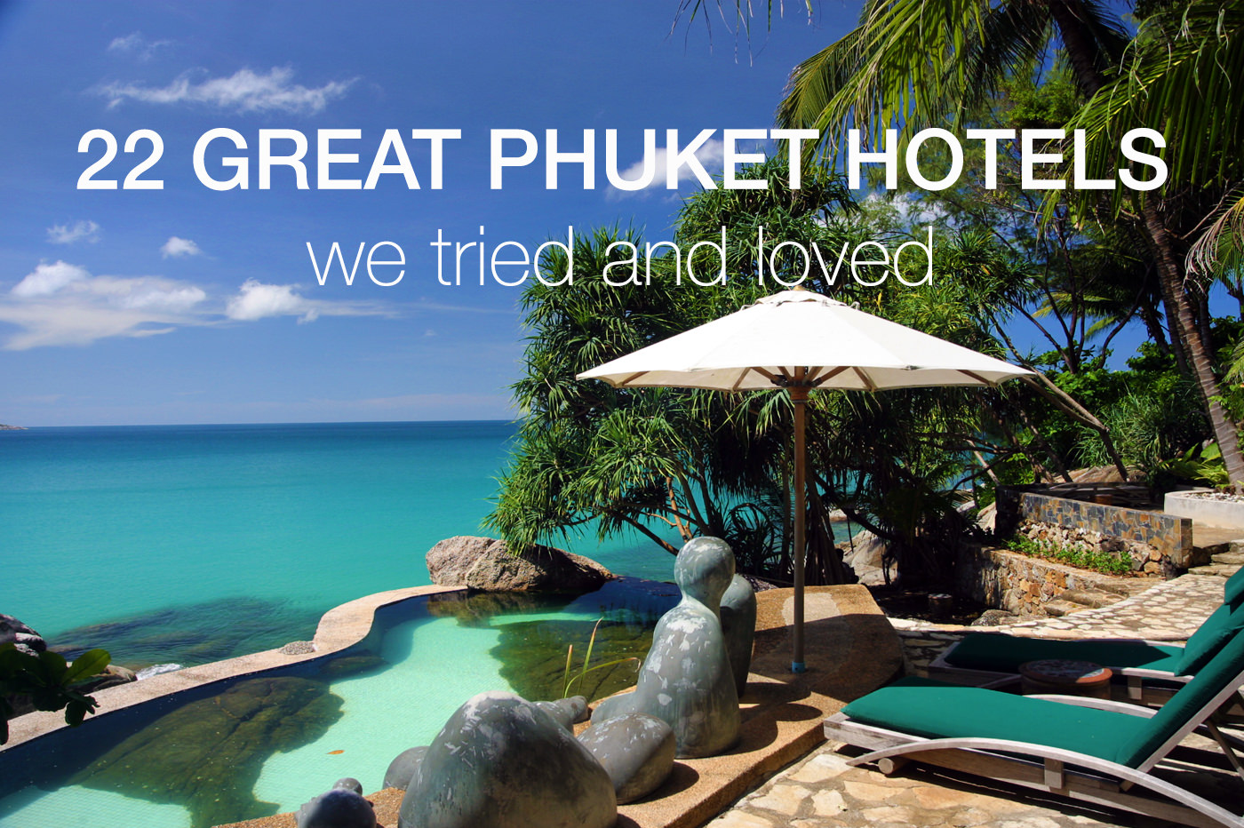 Best Hotels Of The World Phuket Thailand