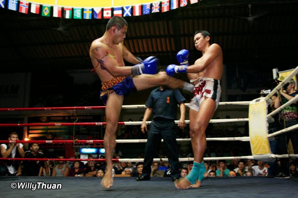 Muay Thai Fights in Phuket