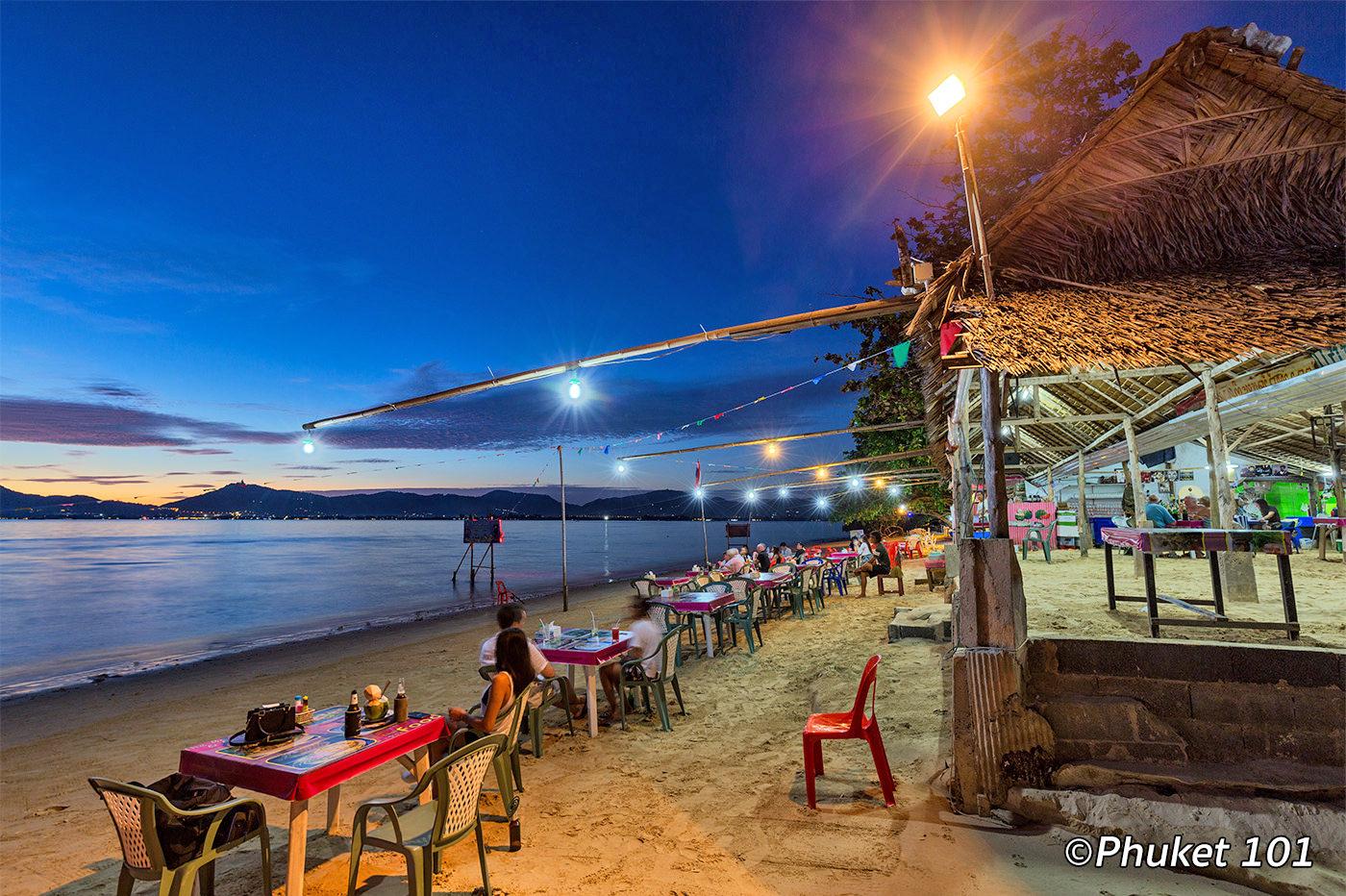 The Beach Bar Phuket – Panwa Beach
