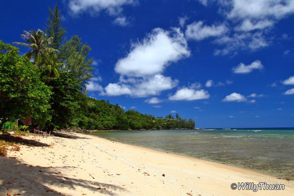 Rayee Beach in Kamala