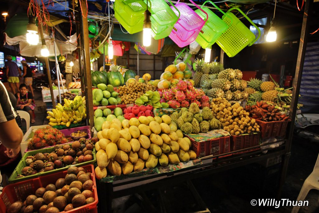Karon Fruit Market