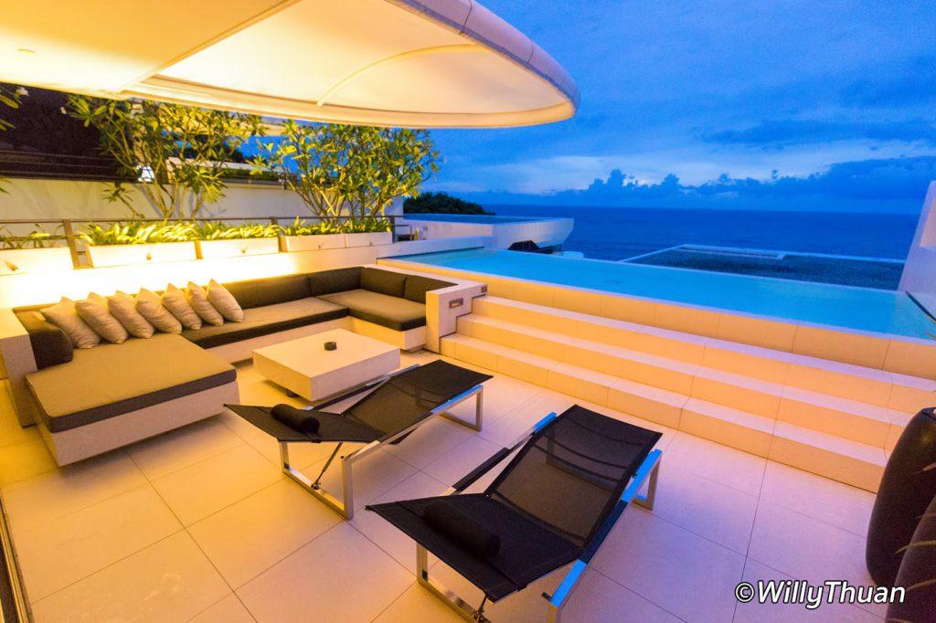 Kata Rocks Sky Villa Terrace