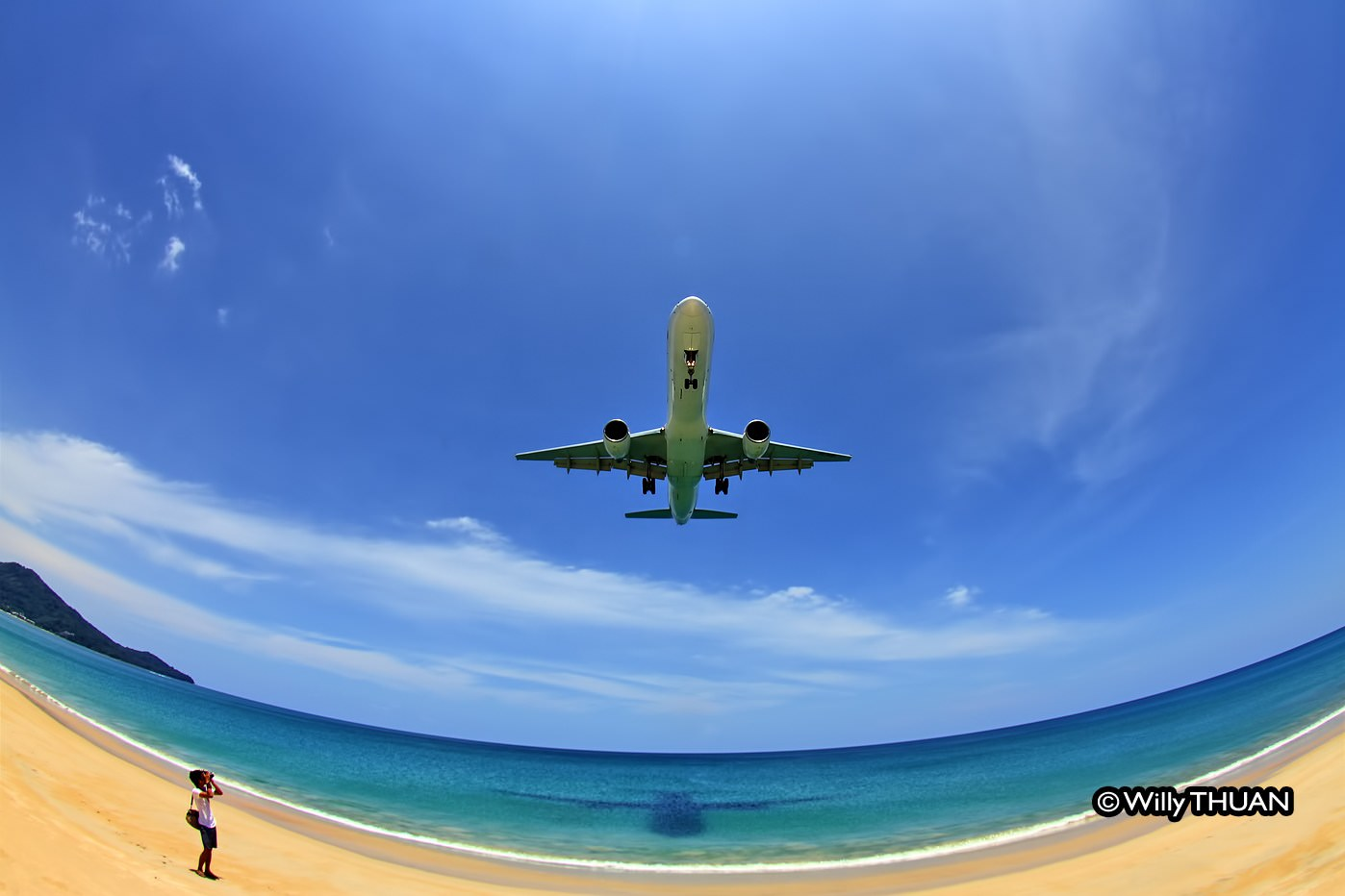 Where to See Planes Landing in Phuket? Plane Spotting in Phuket