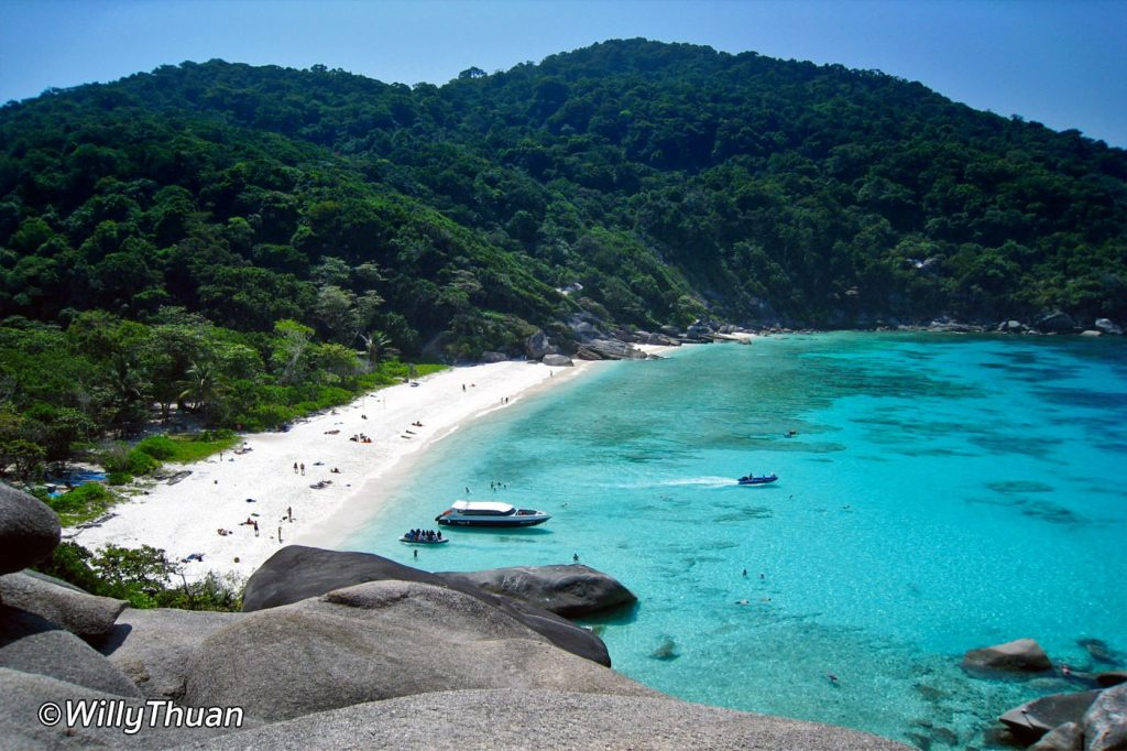 Similan Islands by Speedboat