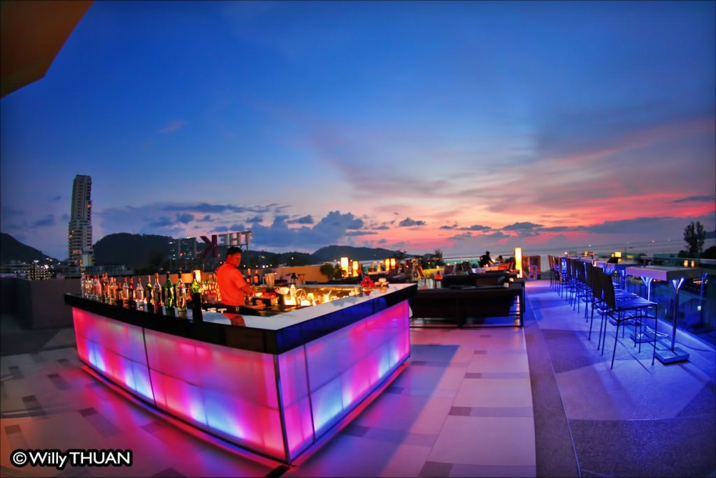 The Kee Resort Rooftop in Phuket