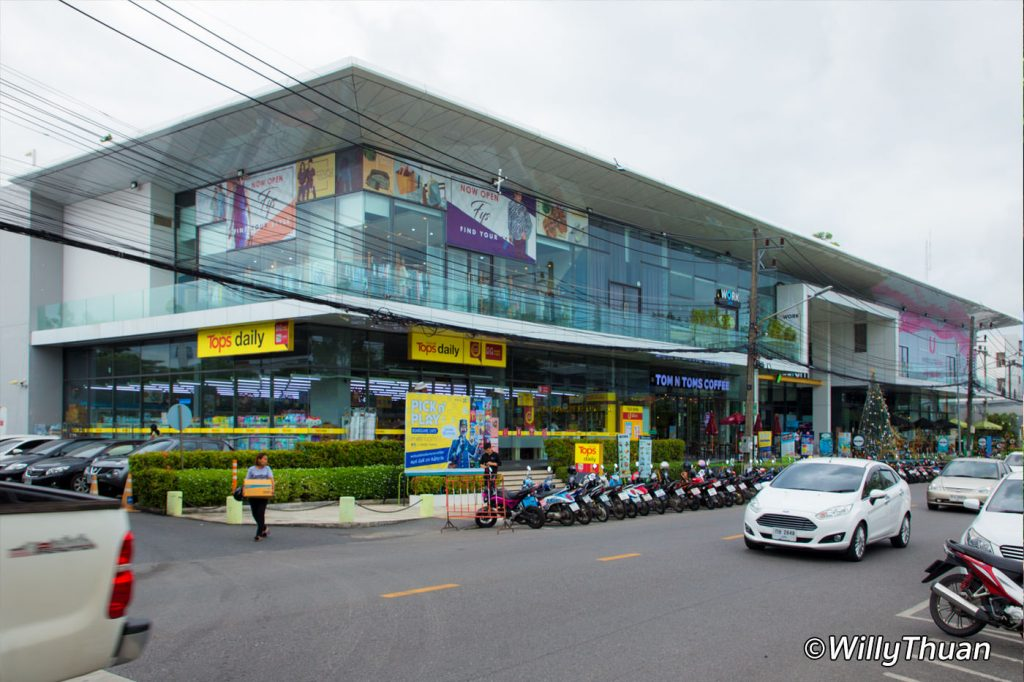 Limelight Shopping Mall Phuket Town