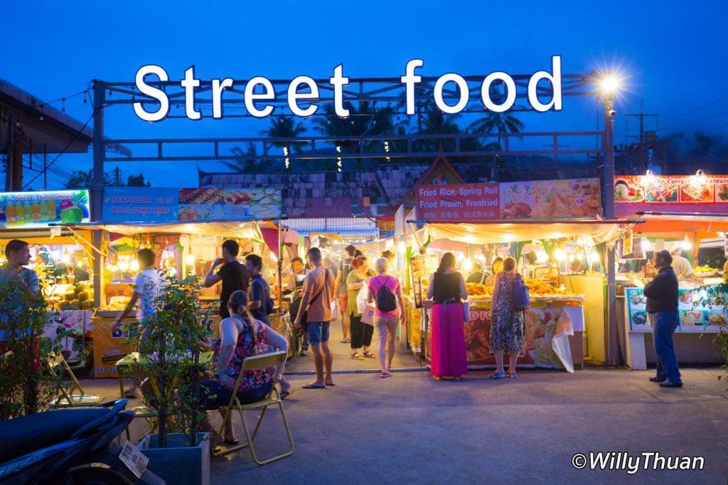 Street Food Patong