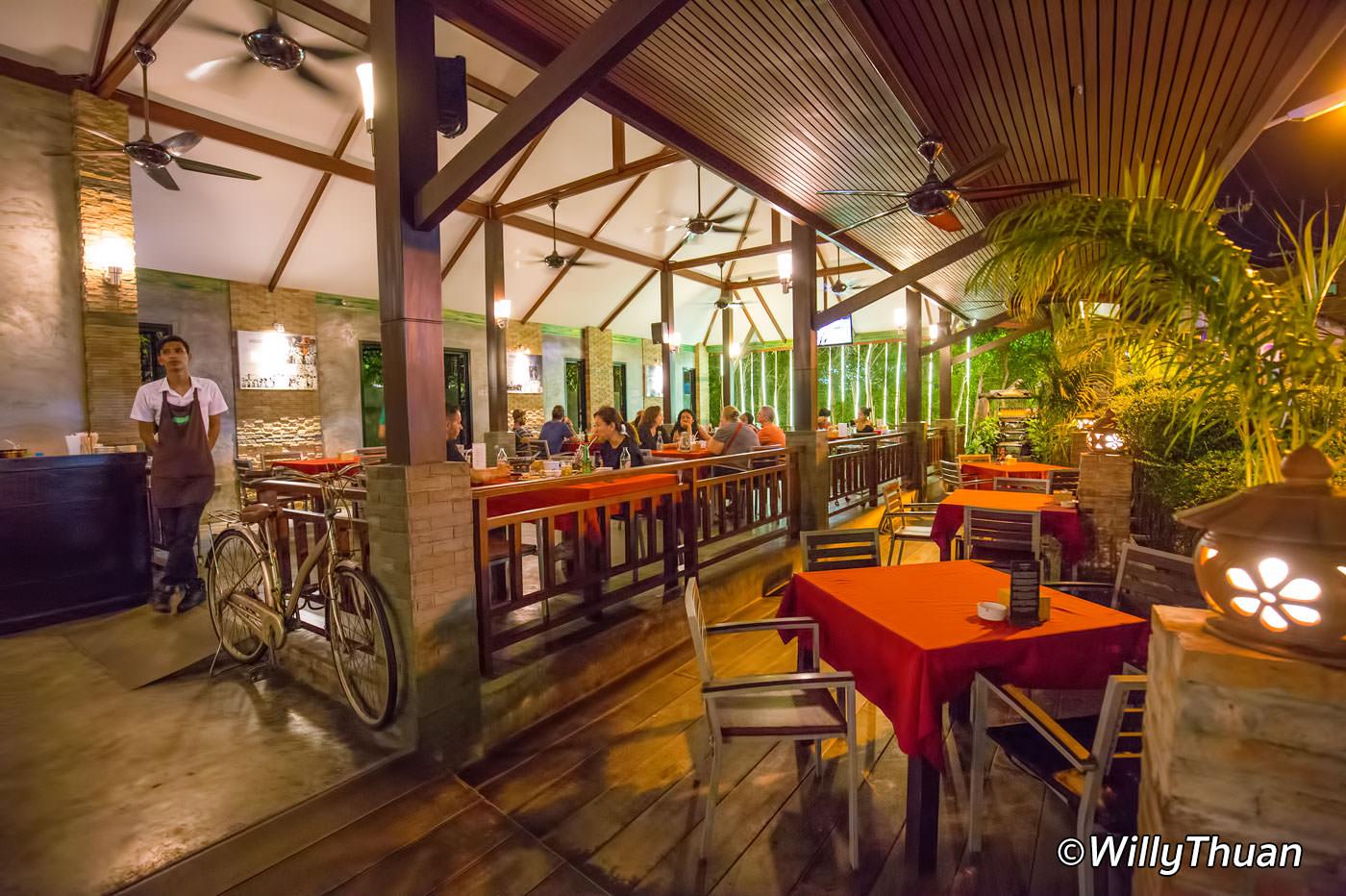 Kaab Gluay Restaurant