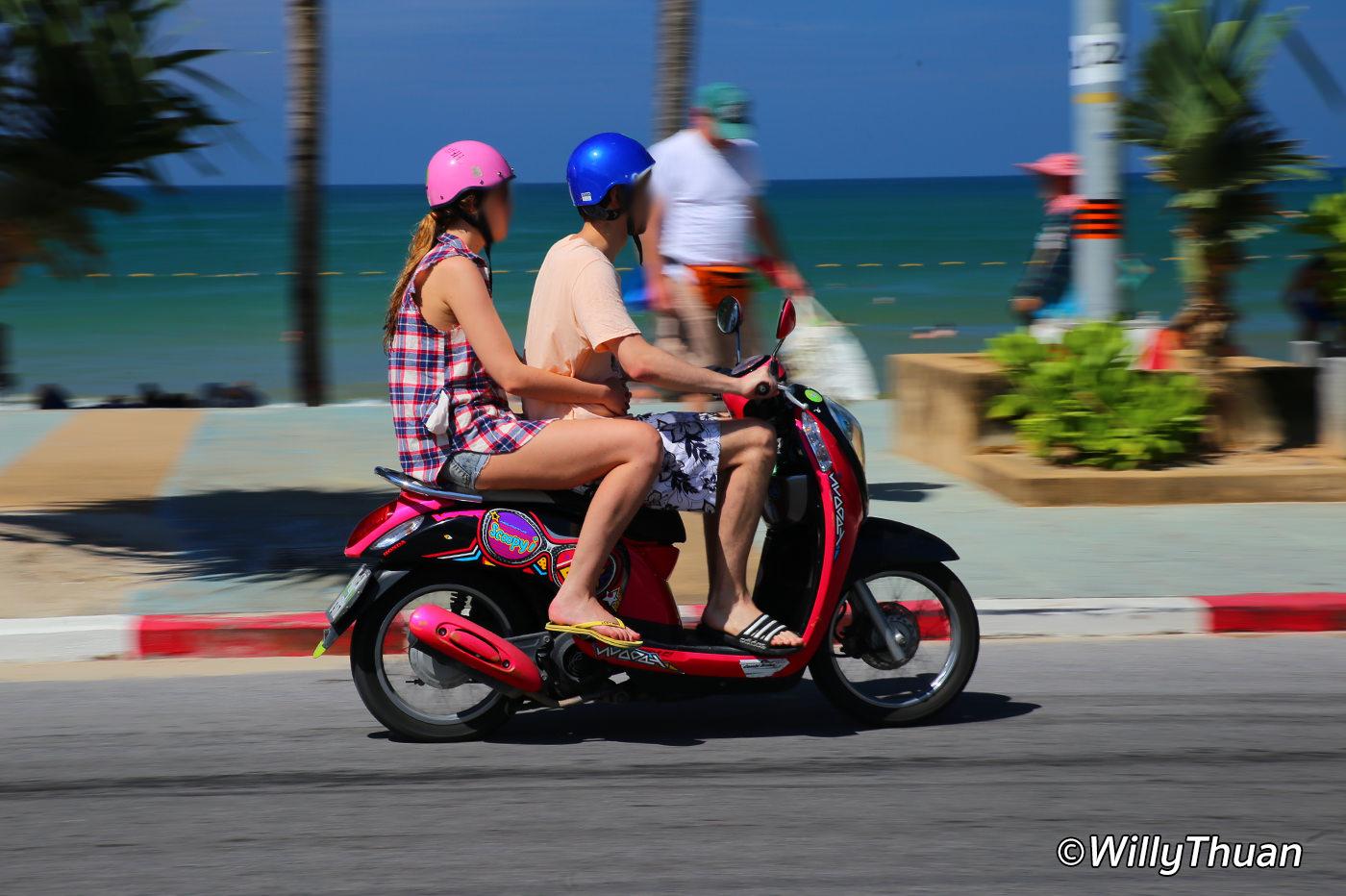 Driving in Phuket - 14 Lifesaving Tips!