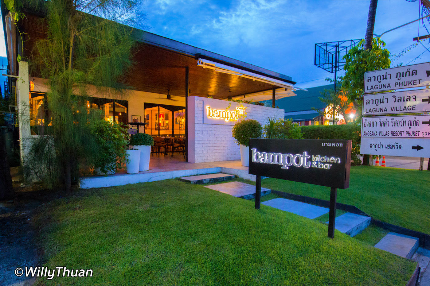 Bampot Kitchen and Bar Phuket