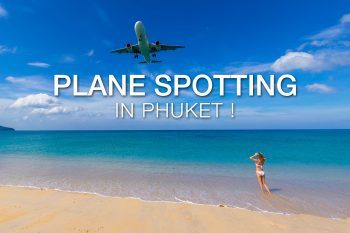 Phuket Plane Spotting