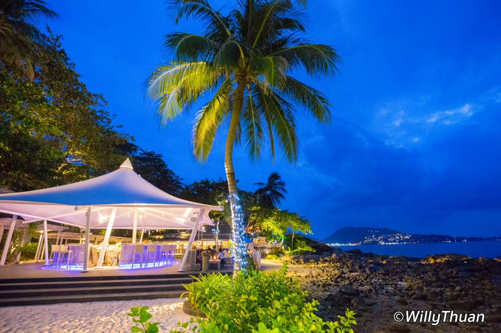 The Lounge at SeaSalt Patong Beach
