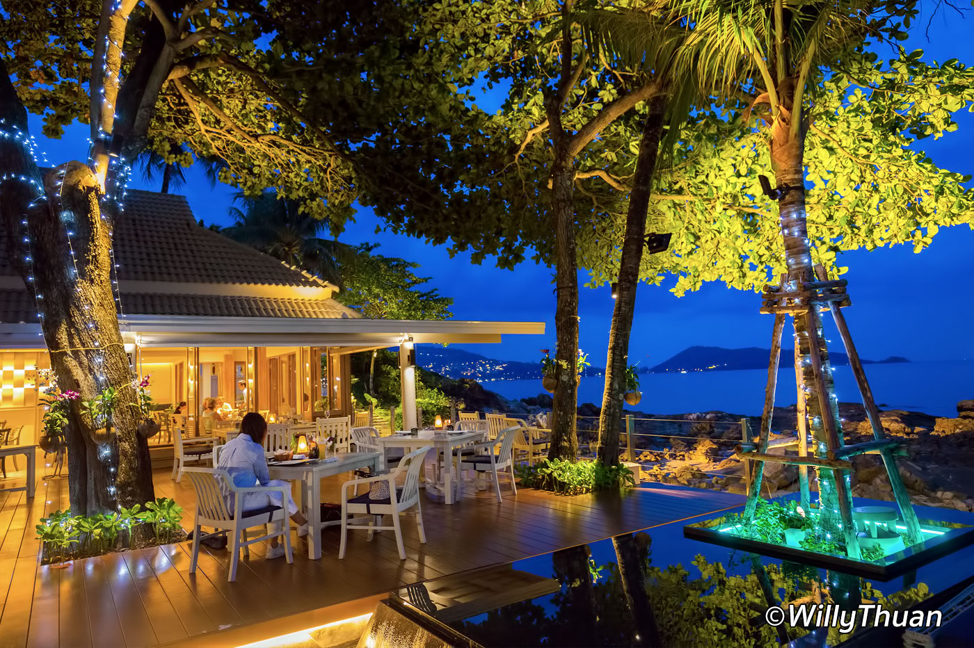 SeaSalt Lounge and Grill Patong Beach
