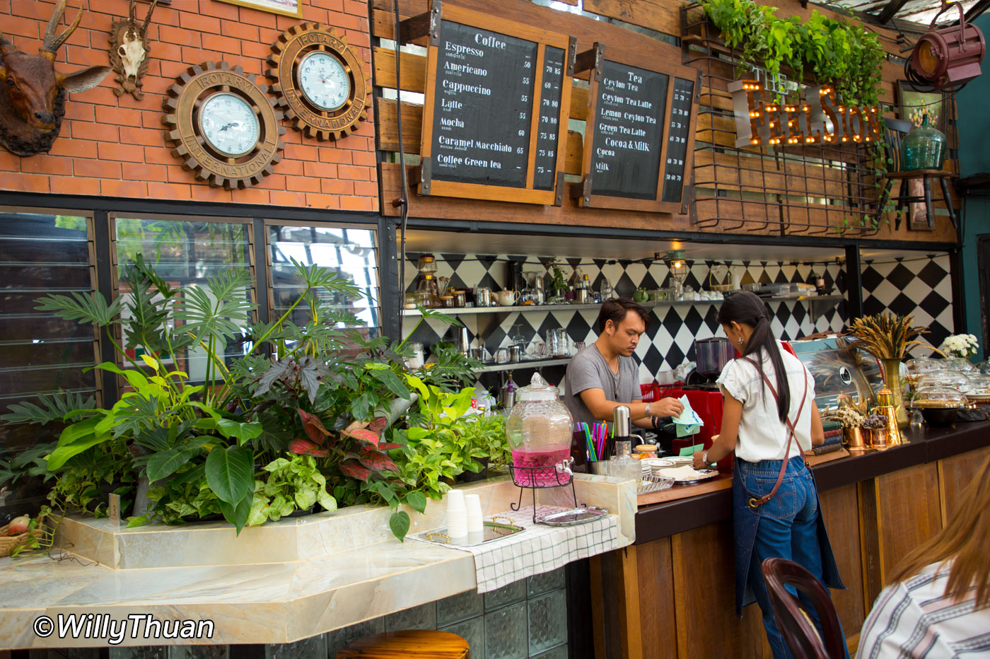Phuket Cafés and Coffee Shops