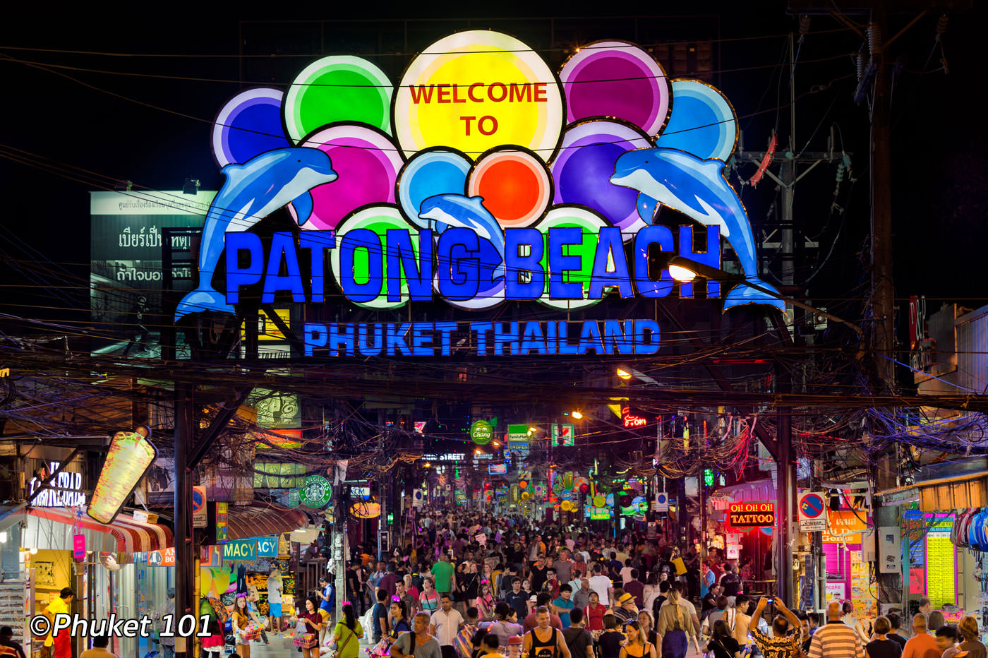 Bangla Road in Phuket - What to Do at Night in Patong?