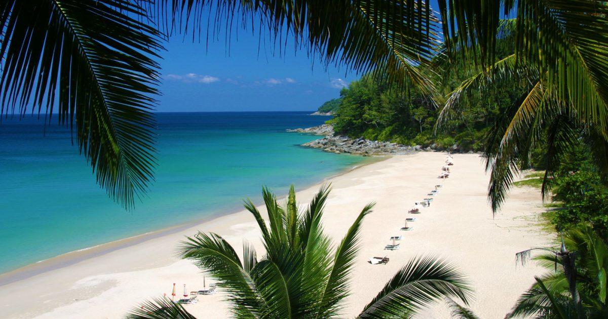 Andaman White Beach
