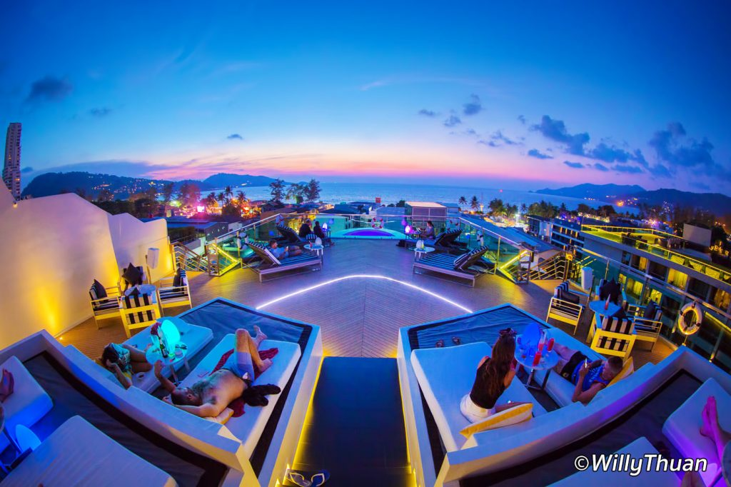 Rooftop Bars in Phuket