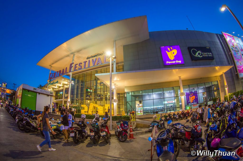 Central Phuket Shopping Mall
