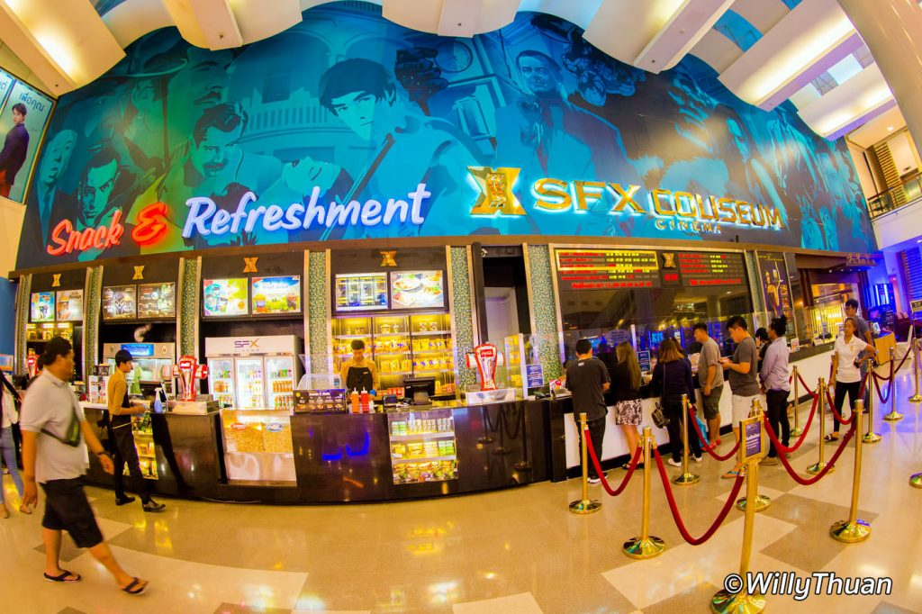 SFX Cinema Central Phuket Mall