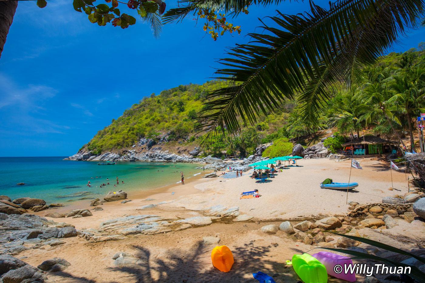 Nui Beach  Another Secret Beach Of Phuket  Phuket 101-3141